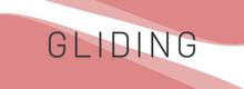 Web Sport Label Gliding