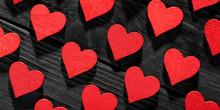Happy Valentine's Day Hearts O...