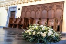 Marriage à L'église