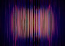 Blurred Stripes Background