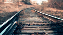 The Arrows Of The Old Railway ...
