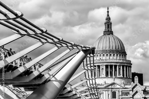 Obrazy Londyn   katedra-sw-pawla-w-londynie