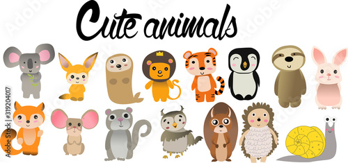 все животные #319204017