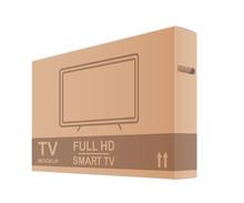 Tv Cardboard Box