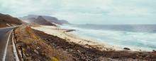 Calhau Coast, Sao Vicente Isla...