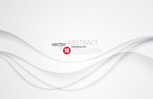 White Silk Satin Background Sm...