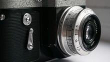 The Old Soviet 35mm SLR Camera...