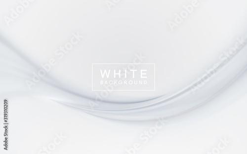 White silk satin background smooth texture background Tapéta, Fotótapéta