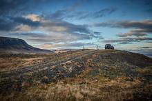 Off-road Landscape, Iceland