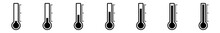 Thermometer Icon Black | Tempe...
