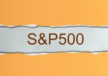 3D Rendering S&P 500 Abbreviat...