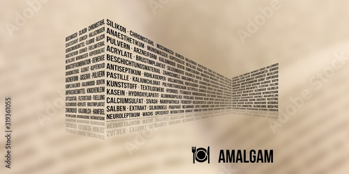 Amalgam Fototapeta