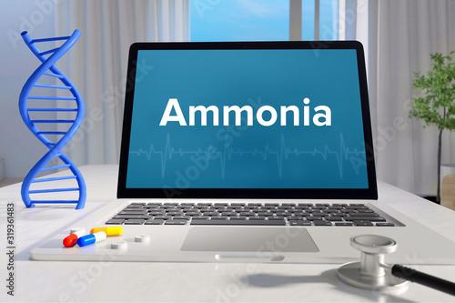 Photo Ammonia – Medicine/health