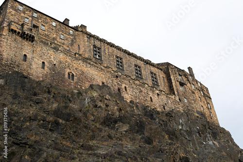 Edinburgh Castle Tapéta, Fotótapéta