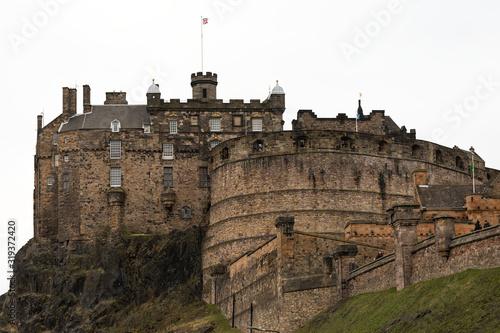Vászonkép Edinburgh Castle
