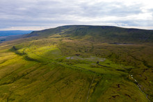 Drone View Of Whernside