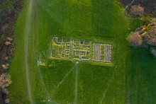 Ariel Shot Ambleside Roman Fort