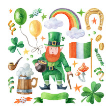 Saint Patrick's Day Clipart Se...