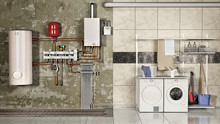 Boiler System And Laundry Besi...