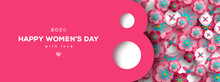 Women's Day Greeting Card Or B...