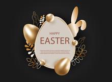 Happy Easter, Easter Bunny, Ea...