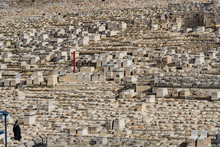 Ancient Jewish Cemetery In Jer...