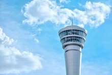 Air Traffic Control Tower,Flig...