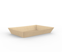 Blank Craft Tray For Food Item...
