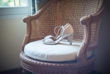 Chaussure De Mariée
