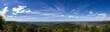 Die Schwäbische Alb mit der Burg Hohenzollern