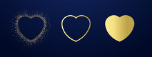 Collection Of Golden Hearts Il...