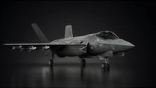 F-22 Aircraft Fighter Jet In U...