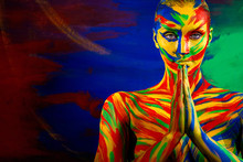 Color Art Face And Body Paint ...