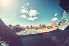 Driving Against The Sun, Vinta...