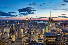 USA, New York, New York City, ...
