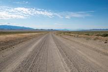 USA, Nevada, Nye County, Basin...