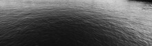Horizontal Black And White Glo...