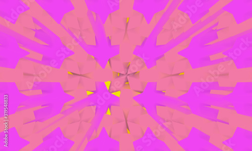 Abstract psychedelic background for your ad