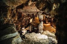 Large Cave In Vietnam