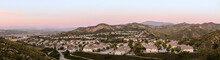 PANORAMIC SHOT OF TOWNSCAPE BY...