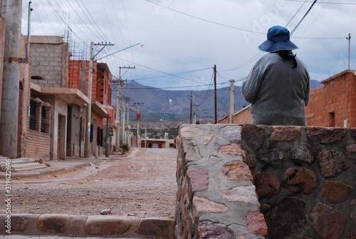 Obraz Humahuaca - fototapety do salonu