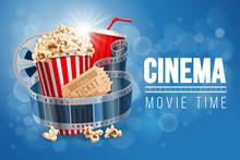 Cinematograph Concept Banner D...