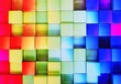 Full Frame Shot Of Multi Colored Cubes