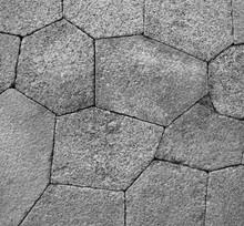 Polygonal Foundation Masonry. ...