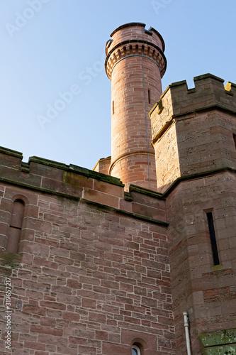 Fototapeta Inverness castle