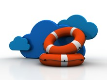 3d Rendering Cloud Online Stor...