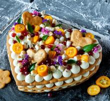 Birthday Cake For Valentine's ...