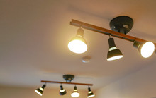 リノベーション住宅の照明