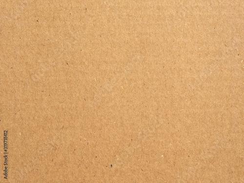 brown corrugated cardboard texture background Canvas