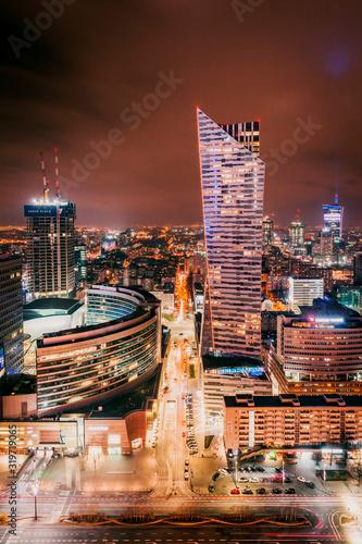 Fototapety, obrazy: Warszawa Warsaw